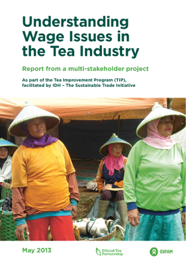 Image result for understanding wage issues in the tea industry