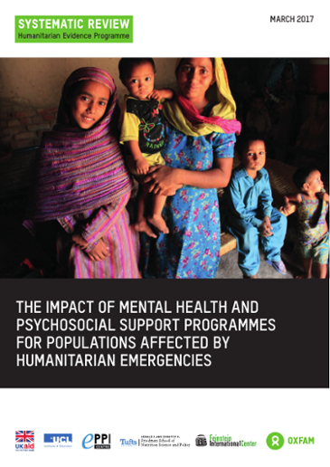 The Impact of Mental Health and Psychosocial Support Interventions