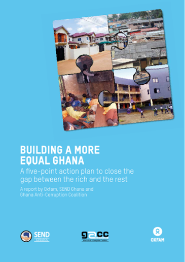 Building a More Equal Ghana: A 5-point action plan to close the gap