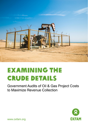 Examining the Crude Details: Government audits of oil & gas